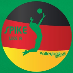 VolleyballFREAK spike-man-deutschland M - Retro Tasche