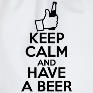 KEEP CALM AND HAVE A BEER - Sac de sport léger