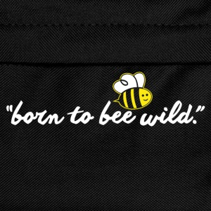 born to bee wild T-Shirts - Kids' Backpack