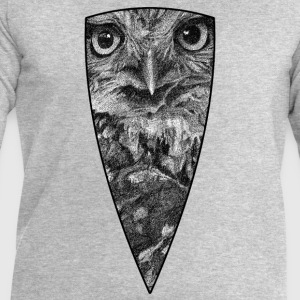 Little Owl Long Sleeve Shirts - Men's Sweatshirt by Stanley & Stella