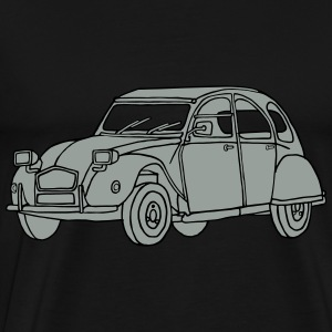 Car 2CV Hoodies & Sweatshirts - Men's Premium T-Shirt