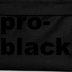 Pro-black T-skjorter - Ryggsekk for barn