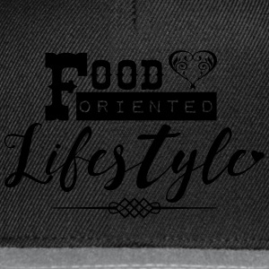 Food oriented Lifestyle T-Shirts - Casquette snapback