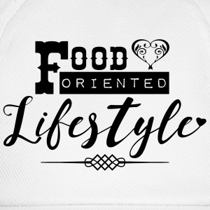 Food oriented Lifestyle T-Shirts - Baseballkappe