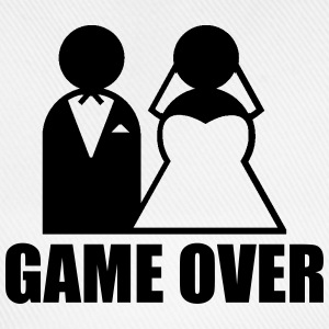 Game Over - Baseballkappe