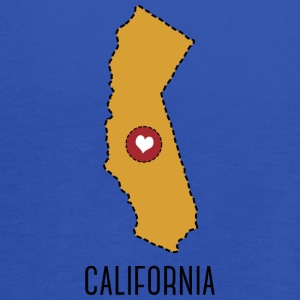 California State Herz T-Shirts - Women's Tank Top by Bella