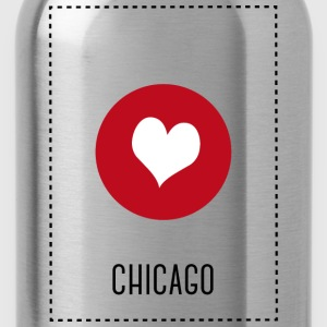 I Love Chicago T-shirts - Drinkfles