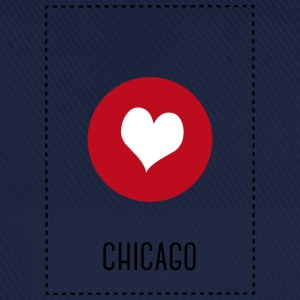 I Love Chicago Toppar - Basebollkeps