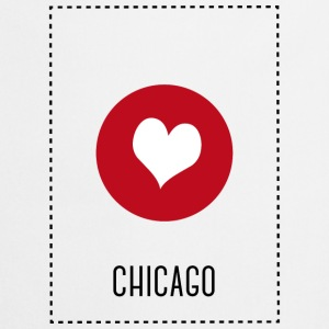 I Love Chicago Other - Cooking Apron