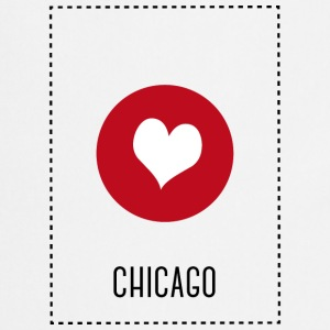 I Love Chicago T-Shirts - Kochschürze
