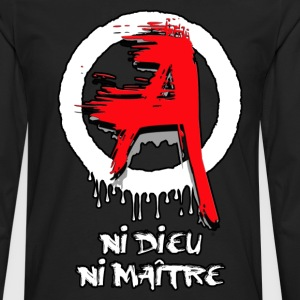 Anarchie - anarchy 01 Tee shirts - T-shirt manches longues Premium Homme