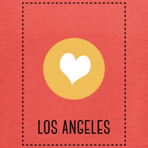 I Love Los Angeles Shirts - Women's Tank Top by Bella