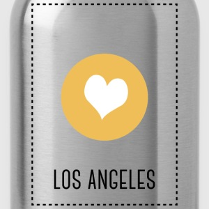 I Love Los Angeles Shirts - Water Bottle