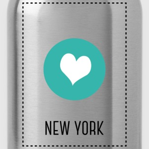 I Love New York Top - Borraccia