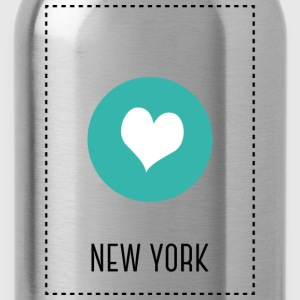 I Love New York Baby body - Drinkfles