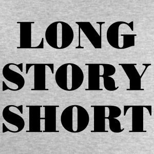 Long Story short T-skjorter - Sweatshirts for menn fra Stanley & Stella