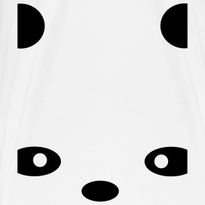 abstract Panda Long Sleeve Shirts - Men's Premium T-Shirt