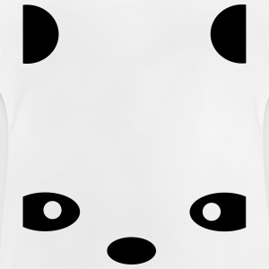 abstract Panda Shirts - Baby T-shirt