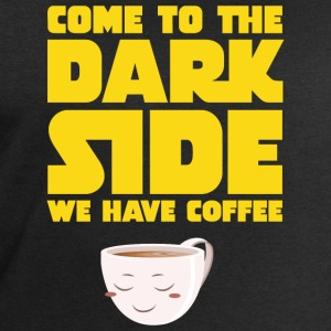 Come To The Dark Side - We Have Coffee T-Shirts - Men's Sweatshirt by Stanley & Stella