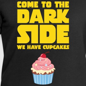 Come To The Dark Side - We Have Cupcakes T-Shirts - Men's Sweatshirt by Stanley & Stella