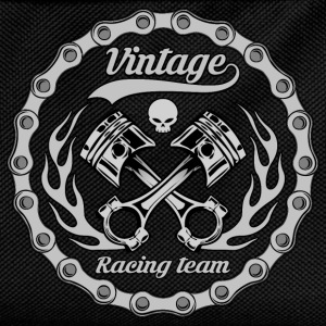 vintage racing team 10 Sweat-shirts - Sac à dos Enfant