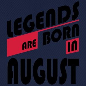 Legends of August T-Shirts - Baseballcap