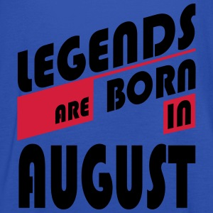 Legends of August T-Shirts - Women's Tank Top by Bella