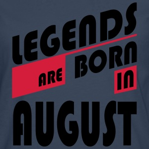 Legends of August T-Shirts - Men's Premium Longsleeve Shirt