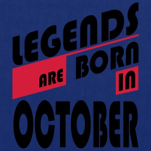 Legends October T-Shirts - Mulepose