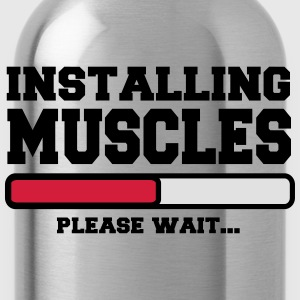 Installing Muscles  - Gourde