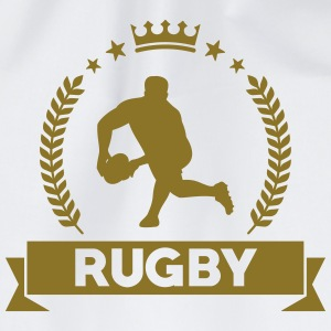 Rugby - Rugbyman - Sport - Fighter - Fight T-shirts - Gymtas