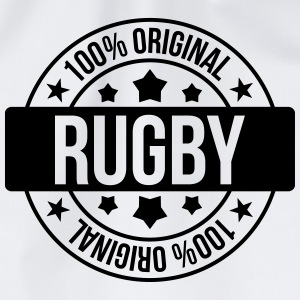 Rugby - Rugbyman - Sport - Fighter - Fight Shirts - Gymtas