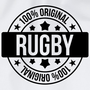 Rugby - Rugbyman - Sport - Fighter - Fight T-Shirts - Drawstring Bag