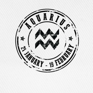 Aquarius T-Shirts - Baseball Cap