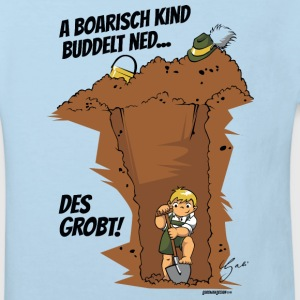 A Boarisch Kind... - Kinder Bio-T-Shirt