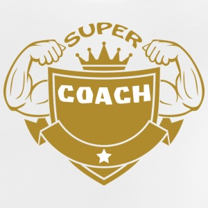Super coach Shirts - Baby T-shirt