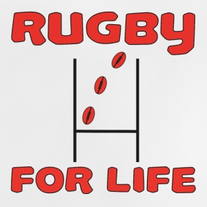 Rugby for life Shirts - Baby T-shirt
