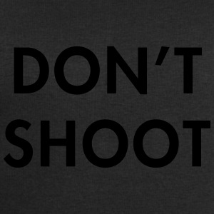 Don't shoot T-Shirts - Men's Sweatshirt by Stanley & Stella