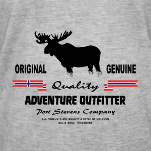 Norway Moose Pullover & Hoodies - Männer Vintage T-Shirt