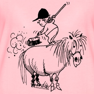 Thelwell 'Spring-cleaning' Baby Bodys - Frauen Premium T-Shirt