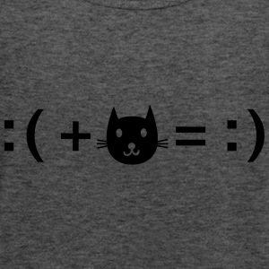 Formula For Happiness (Cat) T-paidat - Naisten tankkitoppi Bellalta