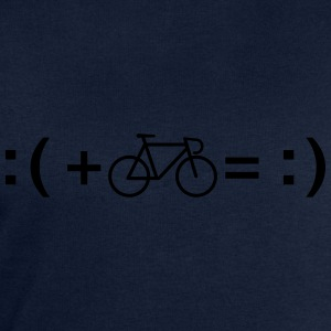 Formula For Happiness (Bike) T-shirts - Sweatshirt herr från Stanley & Stella