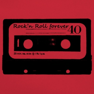 Rock'n Roll forever - Retro Tasche