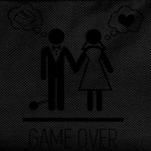 Game over - couples - Kids' Backpack