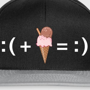 Formula For Happiness (Ice Cream) Koszulki - Czapka typu snapback