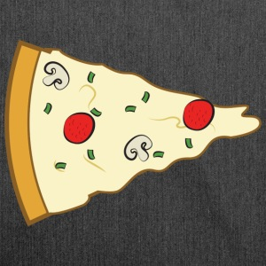 Pizza Couple (Part 2) Tee shirts - Sac bandoulière 100 % recyclé