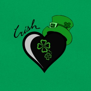 Irish Heart - Retro Bag