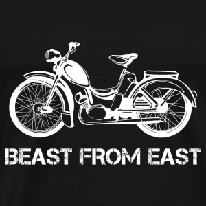 Beast From East SR2 Tops - Männer Premium T-Shirt