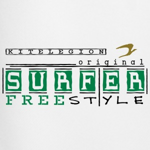 surfer_freestyle_vec_3 nl T-shirts - Mannen voetbal shorts