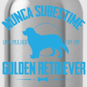 NS Golden Retriever T-Shirts - Trinkflasche